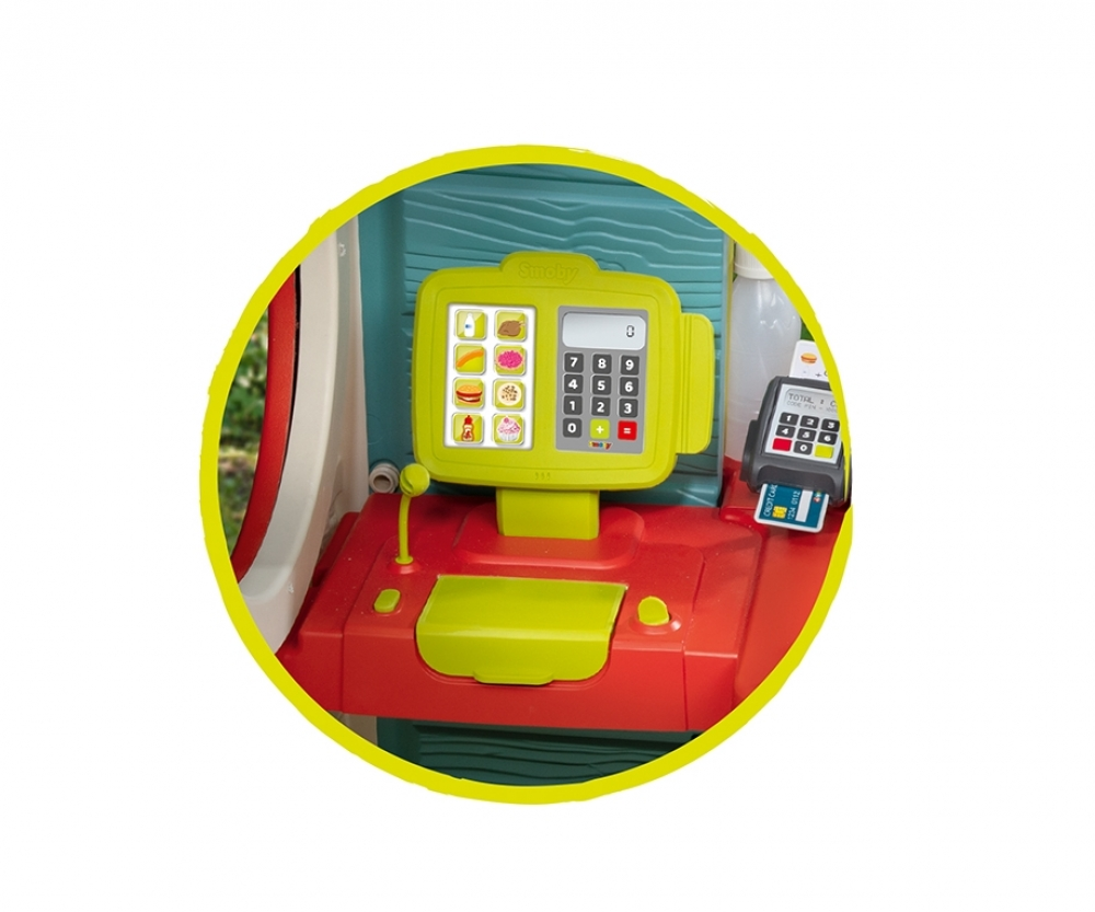 Smoby 810403 Play House