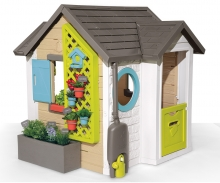 smoby GARDEN HOUSE PLAYHOUSE