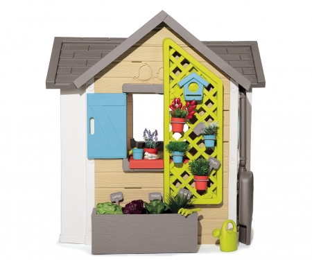 smoby GARDEN HOUSE PLAYHOUSE