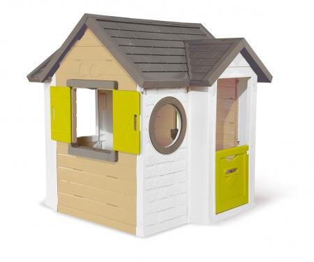smoby Domeček My Neo House rozšiřitelný