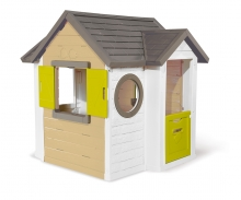 smoby MY NEW HOUSE PLAYHOUSE