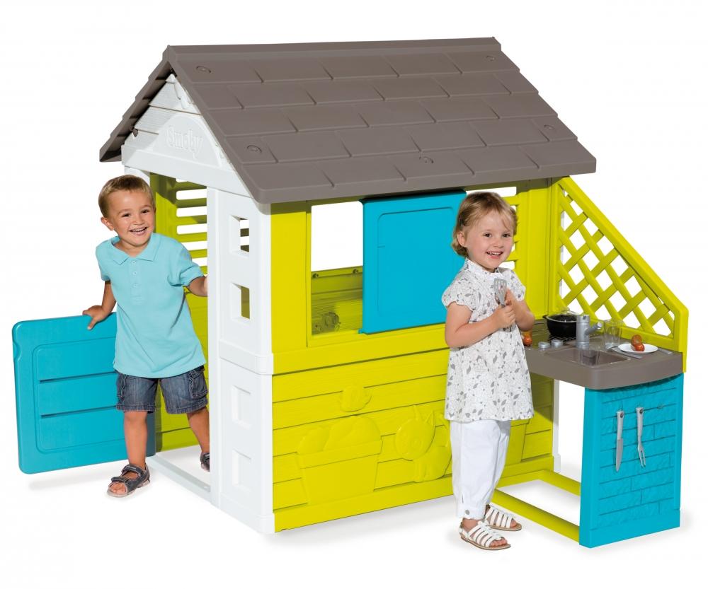 Sommerküche Bauanleitung : Pretty haus mit sommerküche spielhäuser outdoor marken
