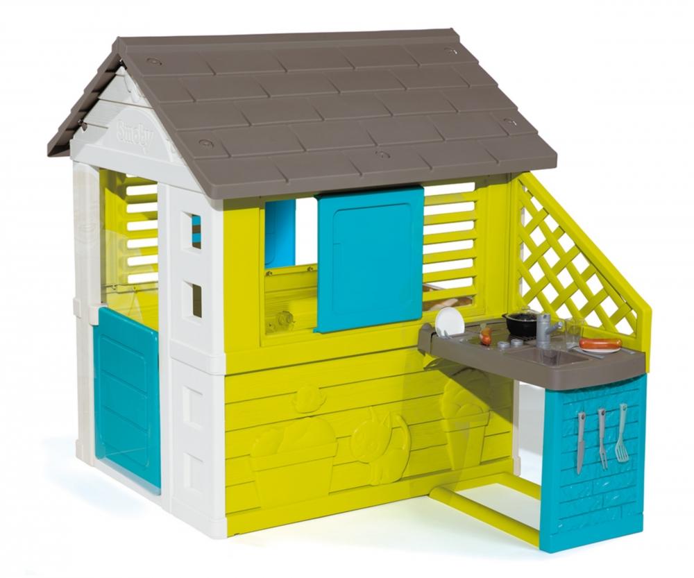 Sommerküche Outdoor : Pretty haus mit sommerküche spielhäuser outdoor marken