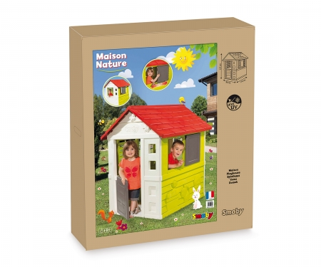 NATURE PLAYHOUSE
