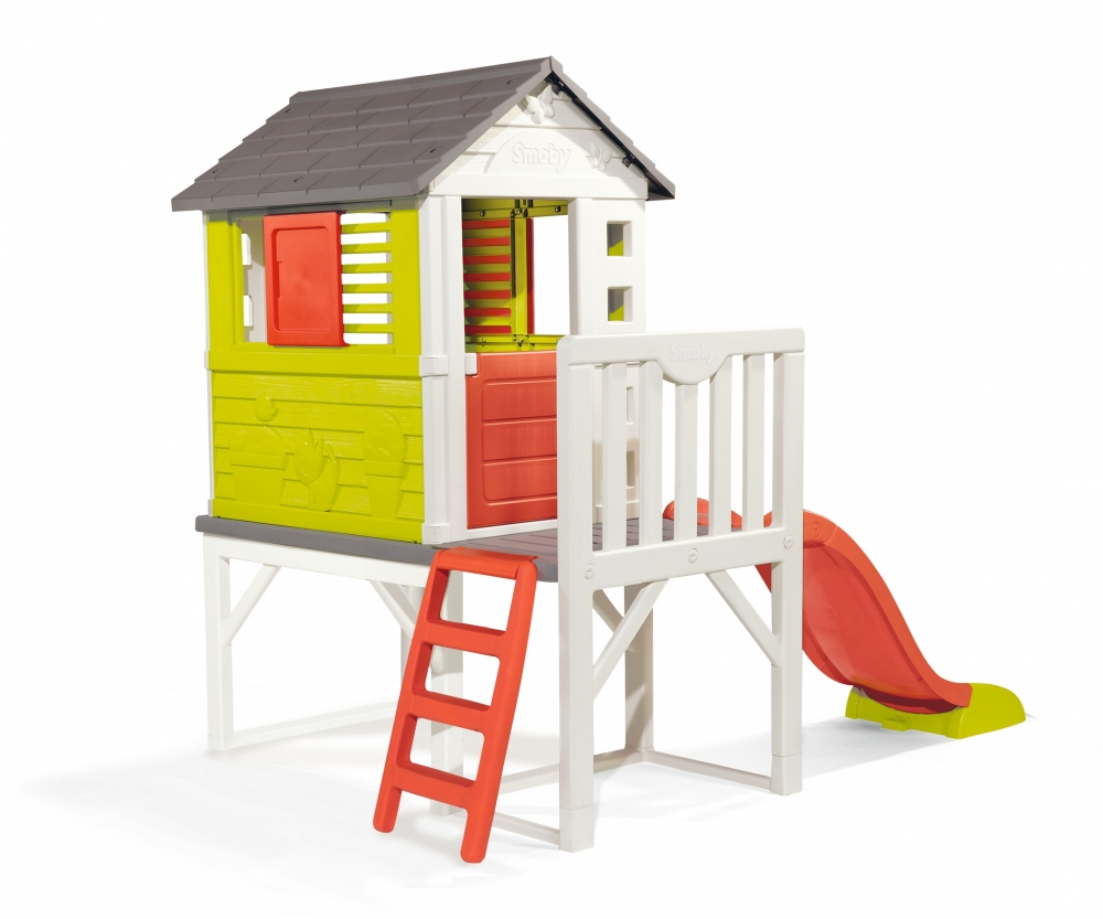HOUSE ON STILTS - Outdoor - Products - www smoby com