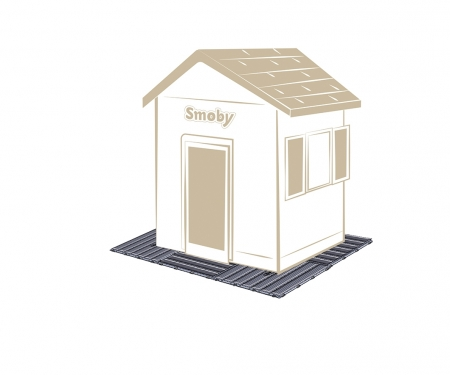 smoby SET OF 6 SLABS 45x45 CM