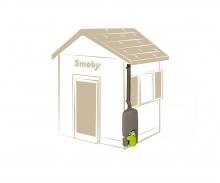 smoby Smoby Spielhaus Zubehör Regenfass mit Gießkanne