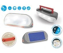 smoby Smoby Spielhaus Zubehör Solarlampe mit Tragegiff