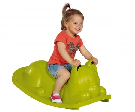 smoby CAT ROCKER GREEN