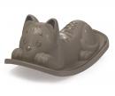 smoby Houpačka Kočička šedá