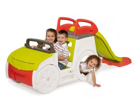 smoby Smoby Abenteuer-Spielauto