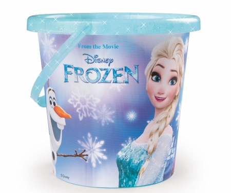FROZEN MEDIUM EMPTY BUCKET