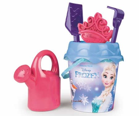 Frozen Eimergarnitur mit Gießkanne