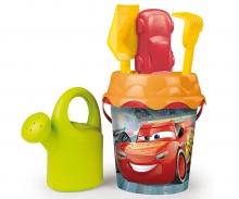 smoby Cars Eimergarnitur mit Gießkanne