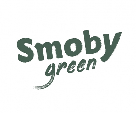 smoby GREEN GARNISHED BUCKET