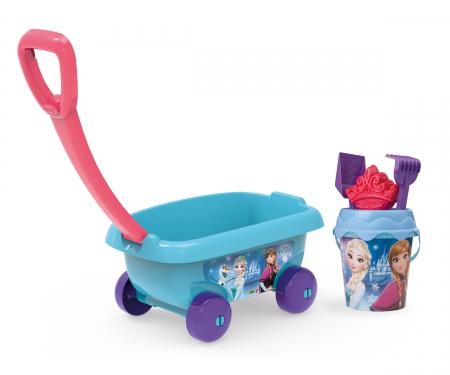 Frozen Handwagen mit Eimergarnitur
