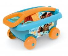 Vaiana Handwagen mit Eimergarnitur