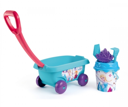 FROZEN GARNISHED BEACH CART