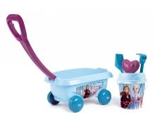smoby Smoby Die Eiskönigin Handwagen mit Eimergarnitur