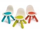 krzesełko z oparciem, 3 rodzaje