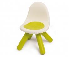 Dětská židlička zelená