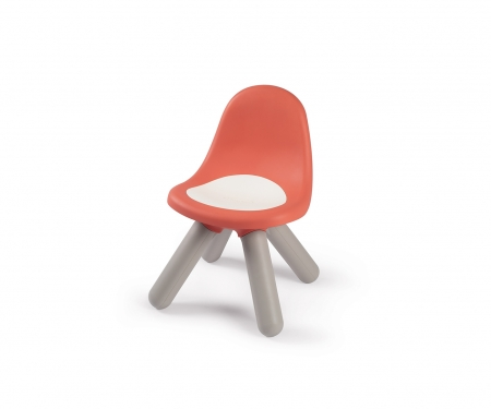 smoby KID CHAISE ROUGE CORAIL