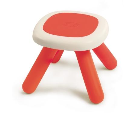 smoby krzesełko czerowne