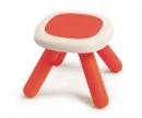 Dětská stolička červená