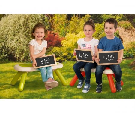 Dětská lavice, 3 druhy