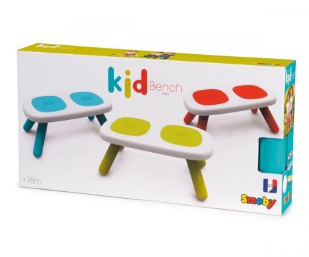 smoby Dětská lavice, 3 druhy