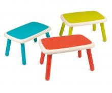 Dětský stolek, 3 druhy