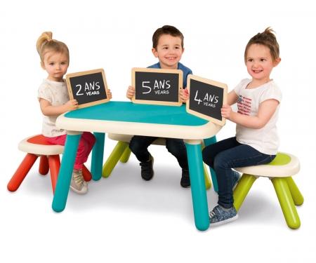 smoby stolik, 3 rodzaje