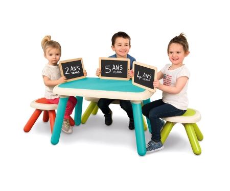 smoby Smoby Kid Tisch, blau