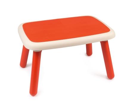 smoby stolik czerwony
