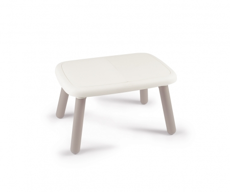smoby KID TABLE WHITE