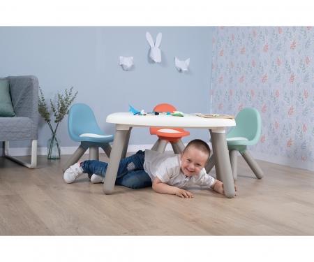 smoby KID TABLE BLANC