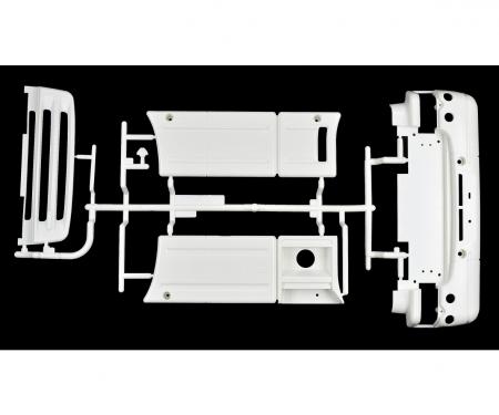tamiya H-Teile Stoßstange Scania R620 56323