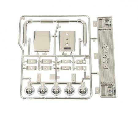 tamiya H-Parts Chrome S.Clod Buster 58321/58423