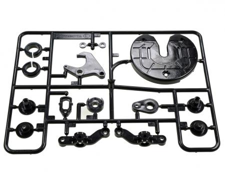 tamiya E-Parts Coupler Plate/Servo Sav. Trucks