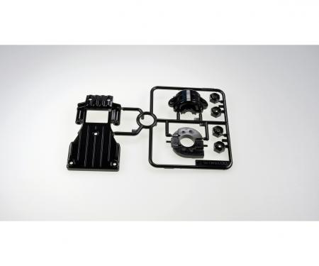 tamiya C-Parts Gearboxguard fr.CC-01