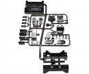 tamiya C-Parts Steering/Mountingp.2Axle Trucks