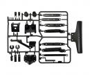 tamiya WT-01/TL-01B C-Teile Aufhängung