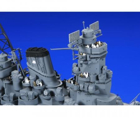 tamiya 1:350 Kampfschiff Figuren-Set (144)