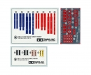tamiya 1:20 Seat Belt Set A
