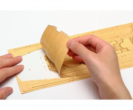 tamiya 1:350 Yamato Holz-Deck Dekor