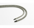 tamiya Braided Hose 2.6mm Outer Dia