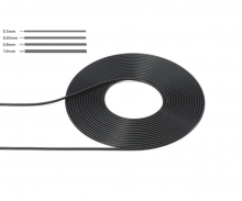 tamiya Cable 0.65mm OD Bla