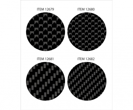 tamiya Carbon Decal Plain F