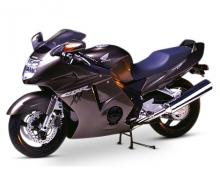 tamiya 1:12 Honda CBR110XX Super Blackbird
