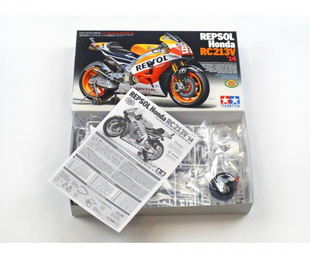 Tamiya 1:12 Repsol Honda RC213V /'14 #300014130